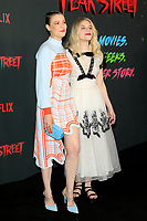 LOS ANGELES - JUN 28:  Gillian Jacobs, Leigh Janiak at Netflix's Fear Street Triology Premiere at the LA STATE HISTORIC PARK on June 28, 2021 in Los Angeles, CA