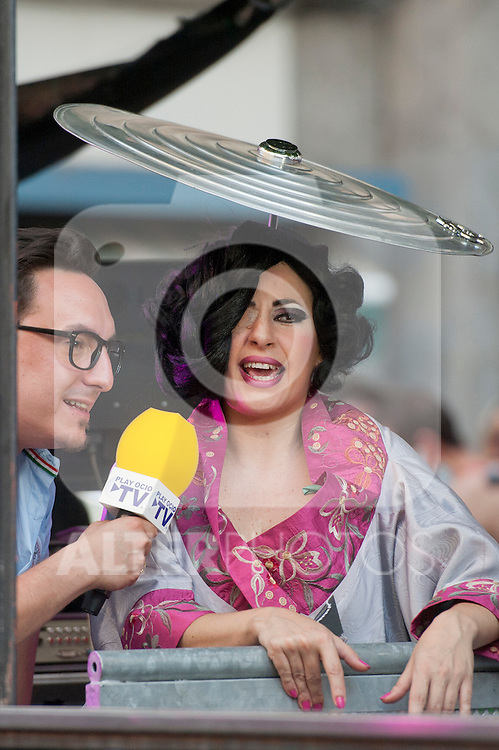 Inauguration of the gay pride festivities held MADO2012 in the Madrid district of Chueca..(Alterphotos/Ricky)