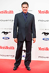 Jose Ramon de la Morena attends to the delivery of the Men'sHealth awards at Goya Theatre in Madrid, January 28, 2016.<br /> (ALTERPHOTOS/BorjaB.Hojas)