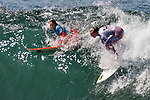 Surfer Girl, U.S. Open 2011. Photo by Alan Mahood.