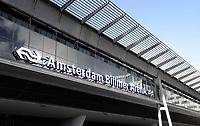Nederland  Amsterdam   2021.  Station Bijlmer Arena.      Foto Berlinda van Dam / HH / ANP.