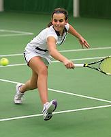 05-12-10, Tennis, Almere, Reaal WJC Masters, Terss van Dinteren