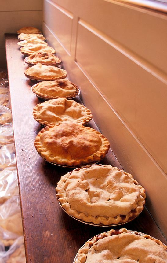 Apple pie festival, Dummerston VT.