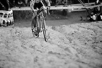 plowing through the sand<br /> <br /> GP Neerpelt 2014