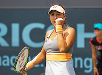 Den Bosch, Netherlands, 07 June, 2016, Tennis, Ricoh Open, Belinda Bencic (SUI)<br /> Photo: Henk Koster/tennisimages.com