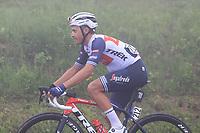 22nd May 2021, Monte Zoncolan, Italy; Giro d'Italia, Tour of Italy, route stage 14, Cittadella to Monte Zoncolan; 212 BRAMBILLA Gianluca ITA