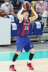 FC Barcelona's Kyle Kuric during Liga Endesa ACB 1st Final match. June 13,2021. (ALTERPHOTOS/Acero)