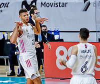 2021.01.24 ACB Real Madrid Baloncesto VS Morabanc Andorra