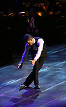"""Tony Yazbeck during the Manhattan Concert Productions 25th Anniversary concert performance of """"Crazy for You"""" at David Geffen Hall, Lincoln Center on February 19, 2017 in New York City."""