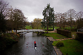 Oxford University<br /> Oxford, United Kingdom<br /> November 29, 2018<br /> <br /> Rowing on the River Cherwell.