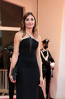 VENICE, ITALY - SEPTEMBER 11: Director Audrey Diwan attends the closing ceremony red carpet during the 78th Venice International Film Festival on September 11, 2021 in Venice, Italy. <br /> CAP/MPI/AF<br /> ©AF/MPI/Capital Pictures
