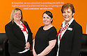 Amplifon Audiologist Lynsey McDonald (centre) and branch coordinators Danielle Douglas and Sandra Cameron<br /> <br /> 29/06/2016    025_amplifon  <br /> Copyright  Pic : James Stewart   <br /> James Stewart Photography, 19 Carronlea Drive, Falkirk. FK2 8DN  <br /> Vat Reg No. 607 6932 25  <br /> Mobile : +44 (0)7721 416997  <br /> E-mail  :  jim@jspa.co.uk  <br /> If you require further information then contact Jim Stewart on any of the numbers above ...