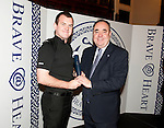 First Minister presents a 2011 Brave@Heart award to Police Constable David Adam from Renfrewshire. .Pic Kenny Smith, Kenny Smith Photography.6 Bluebell Grove, Kelty, Fife, KY4 0GX .Tel 07809 450119,