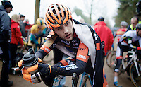tough race for Rob Peeters (BEL/Vastgoedservice-Golden Palace)<br /> <br /> Elite Men's Race<br /> Krawatencross<br /> bpost bank trofee