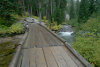 Cascade Creek, Jenny Lake, Grand Teton NP,Wyoming, September 2005