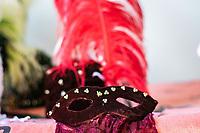 Bonfim (MG) 25/02/20 Carnaval- MG - Apresentacao dos Cavaleiros e Amazonas  no ultimo dia de desfile do carnaval de rua em Bonfim-MG nesta terca feira de Carnaval (24) (Foto: Giazi Cavalcante/Codigo 19/Codigo 19)