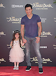 Mario Lopez attends The Disney World Premiere of The Jungle Book held at The El Captian theatre  in Hollywood, California on April 04,2016                                                                               © 2016 Hollywood Press Agency