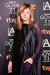 Emma Suarez attends to the 2017 Goya Awards Candidates Cocktail at Ritz Hotel in Madrid, Spain. January 12, 2017. (ALTERPHOTOS/BorjaB.Hojas)