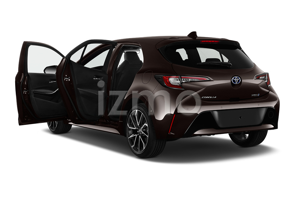 Car images of 2019 Toyota Corolla-Hybrid Premium 5 Door Hatchback Doors