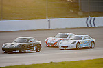Ginetta Junior Winter Series : Rockingham : 10 November 2012