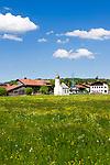 Deutschland, Bayern, Oberbayern, Landkreis Miesbach, Hundham bei Fischbachau im Leitzachtal   Germany, Upper Bavaria, district Miesbach, Hundham near Fischbachau at Leitzach Valley