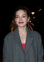 November 28 2017 PARIS FRANCE<br /> Actress Maria Valverde arrives at the Premiere of the Film Plonger at the MK2<br /> Bibliotheque Paris. # MARIA VALVERDE ARRIVE A LA PREMIERE DU FILM 'PLONGER'