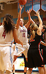 Moorhead at Lincoln Girls Basketball