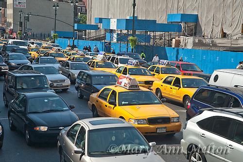 New York Traffic Jam