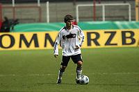 Kevin Wolze (Wolfsburg)<br /> Deutschland vs. Finnland, U19-Junioren<br /> *** Local Caption *** Foto ist honorarpflichtig! zzgl. gesetzl. MwSt. Auf Anfrage in hoeherer Qualitaet/Aufloesung. Belegexemplar an: Marc Schueler, Am Ziegelfalltor 4, 64625 Bensheim, Tel. +49 (0) 151 11 65 49 88, www.gameday-mediaservices.de. Email: marc.schueler@gameday-mediaservices.de, Bankverbindung: Volksbank Bergstrasse, Kto.: 151297, BLZ: 50960101