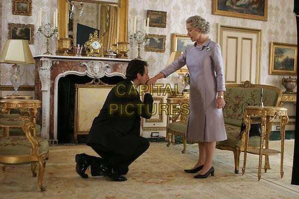 MICHAEL SHEEN & HELEN MIRREN.in The Queen.*Editorial Use Only*.Ref: PLF.www.capitalpictures.com.sales@capitalpictures.com.Supplied by Capital Pictures.