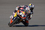 Luis Salom (39) in action during the Red Bull MotoGP of the Americas practice session at Circuit of the Americas racetrack in Austin,Texas. ..