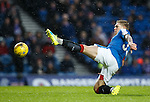 Martyn Waghorn thundering in 1-on-1 with the keeper