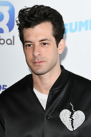 LONDON, UK. June 08, 2019: Mark Ronson poses on the media line before performing at the Summertime Ball 2019 at Wembley Arena, London<br /> Picture: Steve Vas/Featureflash