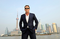Piers Morgan in Shanghai. Oct-29-2009