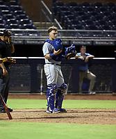 Carter Jensen - 2021 Arizona League Royals (Bill Mitchell)