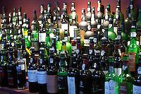 bottles of port wine la maison des portos porto portugal
