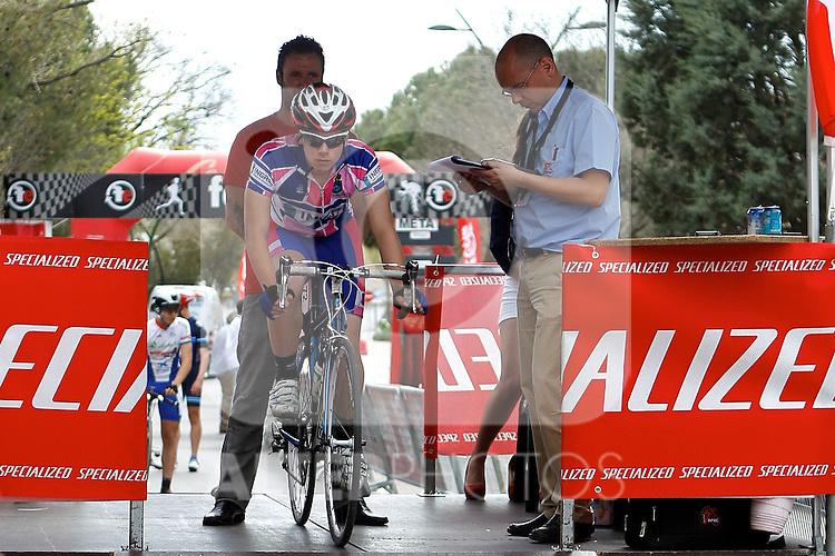 Club Ciclista Galapar.21 April 2012. (Alterphotos/Arnedo-Alconada)