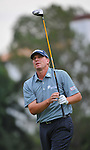 Feb 22, 2009: Steve Stricker tees of hole #2 during the final round of the Northern Trust Open 2009 in the Pacific Palisades, California.