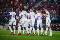 2021.08.22 La Liga Levante VS Real Madrid