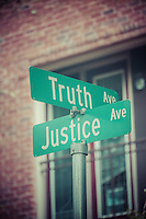 Truth Covers Justice
