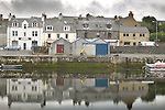 Stornaway Harbor, Stornaway, Outer Hebrides, Scotland