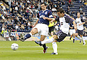 21/07/2007       Copyright Pic: James Stewart.File Name : sct_jspa11_falkirk_v_rangers.ALEX TOTTEN TESTIMONIAL.FILIP SEBO SHOOTS AS JACK ROSS MAKES THE CHALLENGE....James Stewart Photo Agency 19 Carronlea Drive, Falkirk. FK2 8DN      Vat Reg No. 607 6932 25.Office     : +44 (0)1324 570906     .Mobile   : +44 (0)7721 416997.Fax         : +44 (0)1324 570906.E-mail  :  jim@jspa.co.uk.If you require further information then contact Jim Stewart on any of the numbers above.........