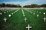 Right  To Life Crosses At White House