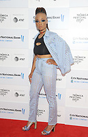 """NEW YORK, NEW YORK - June 10 :Nneka Onuorah  attends the 2012 Tribeca Festival World Premiere of """"""""The Legend Of The Underground"""" on June 10, 2019 at Brookfield Place in New York   City. <br /> Photo Credit: George Napolitano /MediaPunch"""