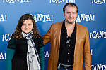 """Fernando Cayo attends to the premiere of the film """"¡Canta!"""" at Cines Capitol in Madrid, Spain. December 18, 2016. (ALTERPHOTOS/BorjaB.Hojas)"""