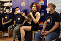 Pride House Tokyo Legacy opens for everyone regardless of sexuality