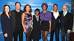 Hallie Foote, Tom Wopat, Vanessa Williams, cicely Tyson, Cuba Gooding JR., Condola Rashad and Director Michael Wilson attending the Meet & Greet the cast of 'The Trip To Bountiful' at Sardi's Restaurant in New York City on 3/11/2013