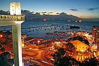 Elevador Lacerda e Mercado Modelo em Salvador. Bahia. 2009. Foto de Caio Vilela.