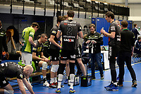 06-03-2021: Volleybal: Amysoft Lycurgus v Active Living Orion: Groningen time out Orion