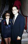 YOKO ONO E SEAN LENNON<br /> AMFAR FOUNDATION CHARITY GALA PALAZZO VOLPI VENEZIA 1993